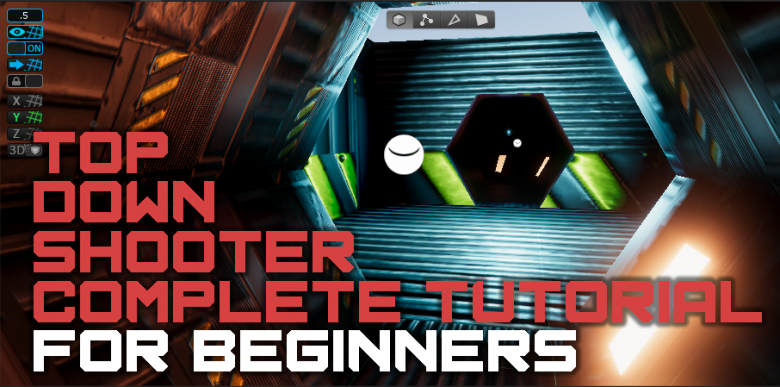 Unity Top Down Shooter – Complete Tutorial – Introduction – Joe Roe
